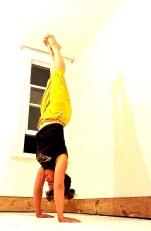Charlie Speller Forrest Yoga teacher