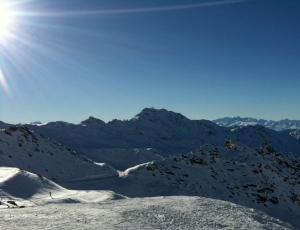 Les trois vallees - a place of beauty