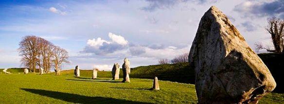 Avebury standing stones for Charlotte Speller yoga blog
